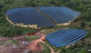 Une nouvelle centrale photovoltaïque en juin 2016