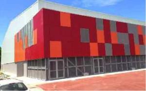 Le gymnase de Pamandzi sera inauguré
