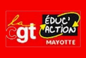 CGT Éduc'Action: «Face aux attaques de ce gouvernement, une seule solution, Public/Privé : unité»
