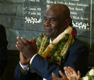 Le président du Conseil départemental au ministère des Outremer