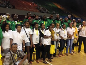 Basket / CCCOI : Mayotte en bronze