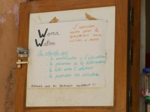 L'association WEMA WATROU recrute