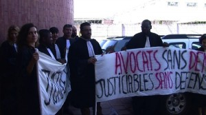Les avocats bloquent l'audition de Moula Issouf Madi