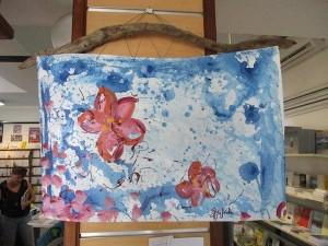 Exposition de peinture et rencontre-signature à la Maison des Livres