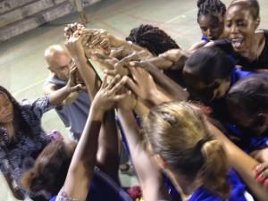 Basket féminin : Fuzellips, qualifiée pour la demi-finale de la coupe