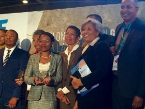Sada lauréate du concours «les Outre-mer durables «
