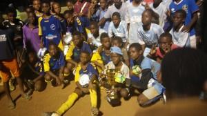 FOOT : belle réussite pour la journée régionale U13