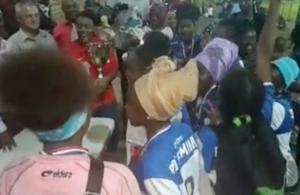 FOOT féminin / U16 : Racine du Nord d'Acoua gagne la Coupe de Mayotte