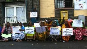 Les Femmes Leaders appellent à la grève contre l'insécurité et l'immigration clandestine