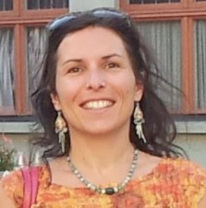 Conférence d'Hélène Hagège au Centre universitaire