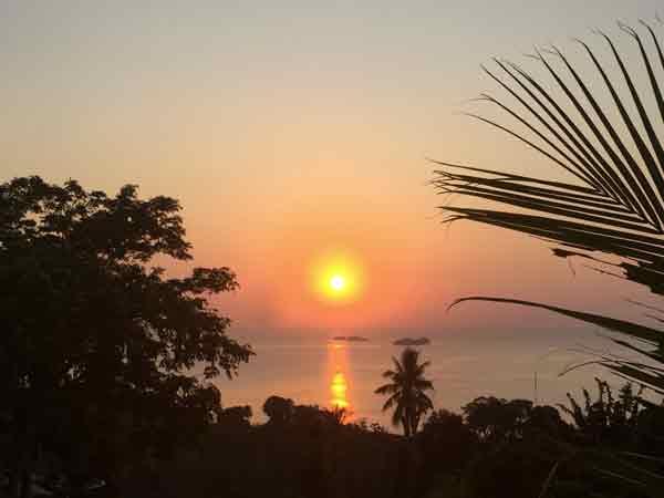 Lever de soleil l 39 info kwezi - Lever et coucher du soleil paris ...