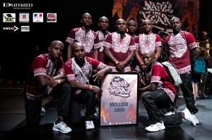 Hip Hop Evolution : Lil Stylz enflamme la Place de la République