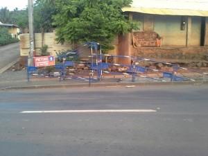 Une bagarre dégénère à Nyambadao