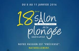 Le CDTM au prochain Salon de la Plongée Sous-Marine à Paris