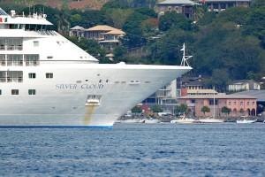 Le Silver Cloud de retour à Mayotte pour la quatrième fois cette saison