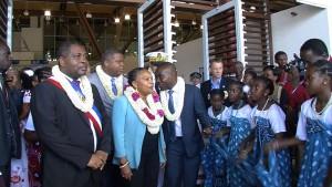 Christiane Taubira quitte le gouvernement