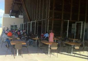 Le bar restaurant de l'aérogare épinglé par la DGCCRF