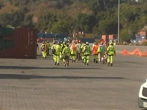 Conflit au port de Longoni : le personnel MCG en danger