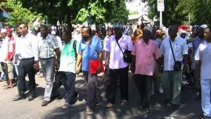 CCI : les manifestants reçus demain ?