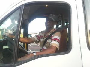 chauffeur non greviste