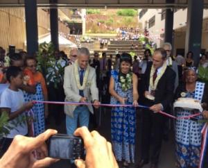 Le collège de Majicavo a été inauguré samedi