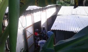Les «déplacés» de Tsimkoura trouvent refuge à la Cimade