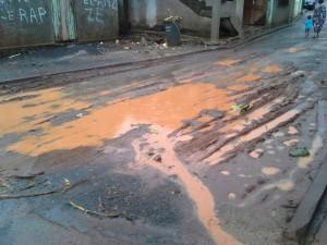 Intempéries : le réseau routier de Dembéni très endommagé