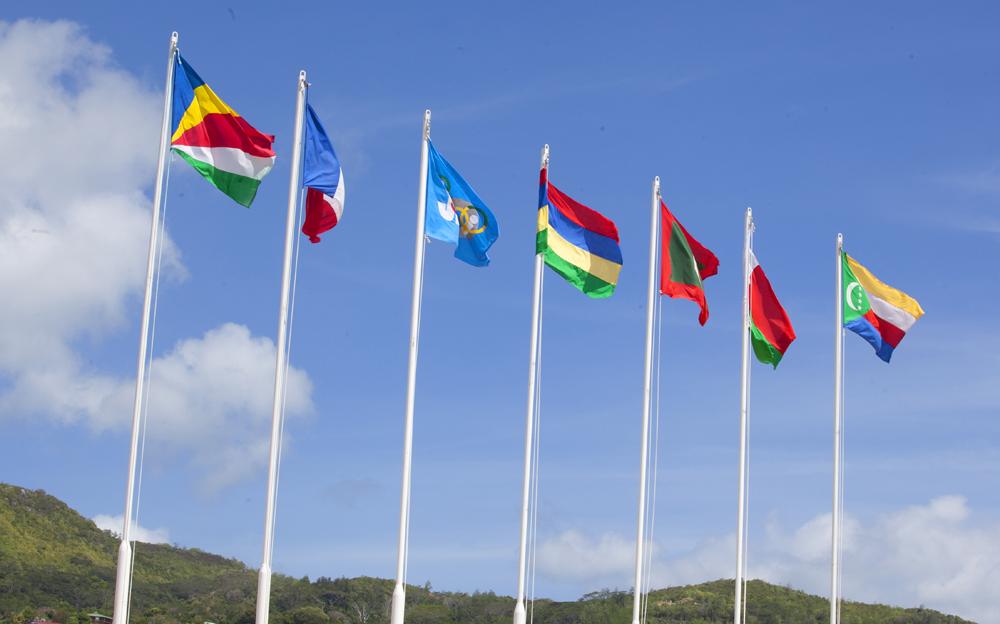 drapeau île maurice
