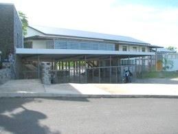 Le lycée de Pamandzi inaccessible