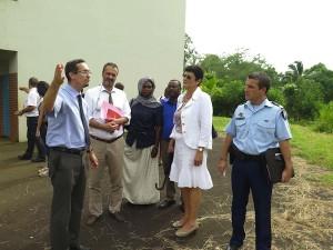 securite et de  prevention college Tsingoni