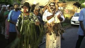 Combani : deuxième édition du carnaval des Cocos (vidéo)