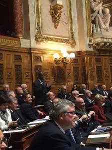 Abdourahamane SOILIHI, sénateur de Mayotte, interpelle le gouvernement sur l'insécurité