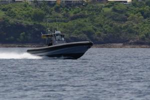 Trois étrangers en situation irrégulière interpellés lors d'un contrôle en mer