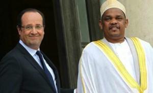 Iles Eparses, Madagascar soutenu par les Comores ?