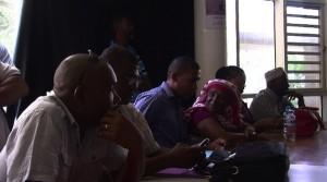 Grand marché de Mamoudzou : le collectif reçu ce matin à la CCI