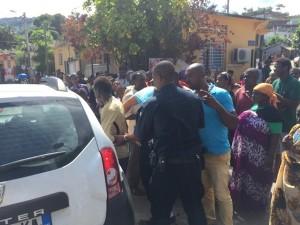 Règlement de compte à Tsoundzou, la population remet l'agresseur aux forces de l'ordre