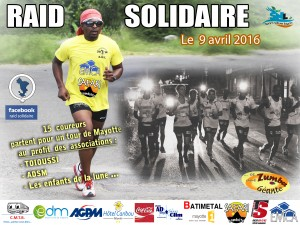 Raid Solidaire : 9 avril 2016