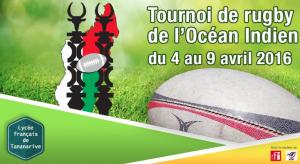 Des collégiens de Passamainty au Tournoi de Rugby Océan Indien
