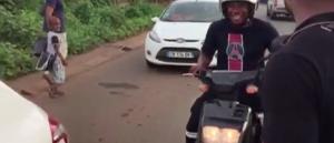 Doujani : sourire pour passer le barage ! (vidéo)