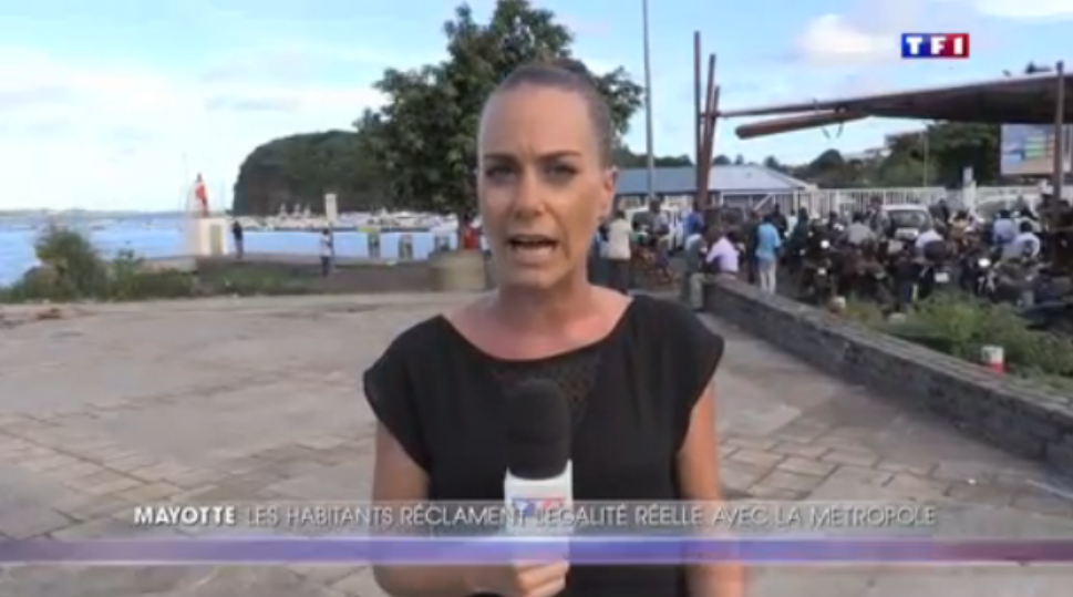 Mayotte sur tf1 l 39 info kwezi for Reportage mayotte