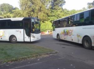 Koungou-Kaweni : seul axe ouvert à la circulation et au transport scolaire