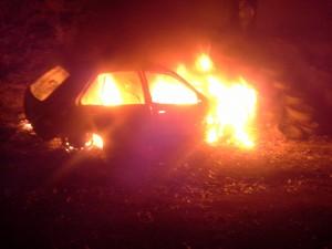 Incendie à Bandrélé  (vidéo) (actualisé)