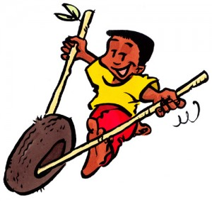 Course de pneu : dossards à récupérer