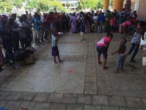 «Aucun cas de choléra, de gale ou autre maladie n'a été signalé à ce jour» – Prefecture