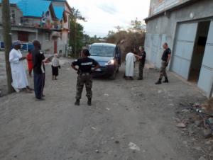 La gendarmerie traque la délinquance et l'immigration clandestine