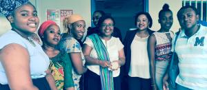 Inauguration de l'IRTS antenne Mayotte