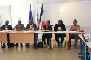 Une réunion entre le Département et l'intersyndicale