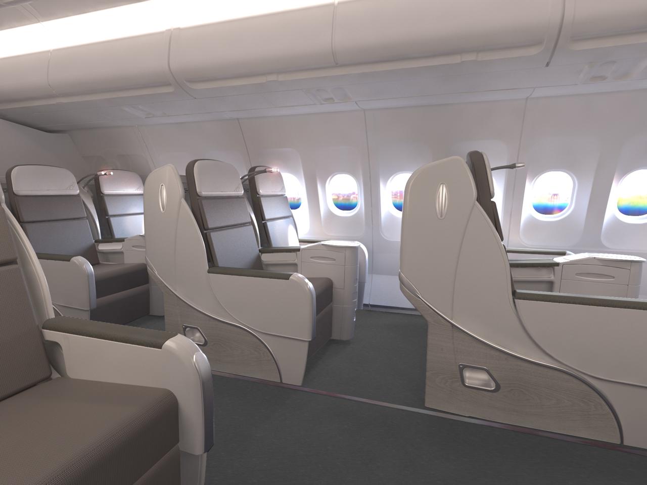 Nouvelles offres chez corsair l 39 info kwezi for Plan de cabine boeing 747 400 corsair