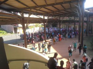 Les personnels du Lycée de Tsararano veulent un mouvement de solidarité dans toute la communauté de Mayotte