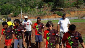 Reprise des entraînements pour le Racing Club de Mamoudzou